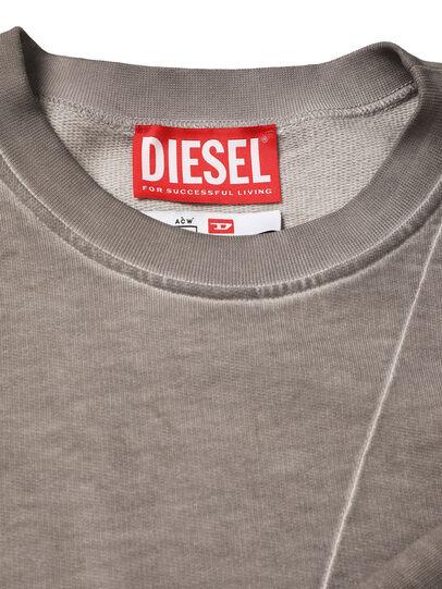 Diesel - ACW-SW01, Grey - Sweaters - Image 4