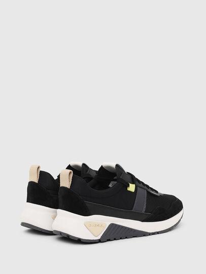 Diesel - S-KB LOW RUN, Black - Sneakers - Image 3