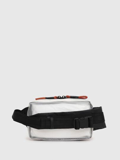 Diesel - FAROH, White/Orange - Crossbody Bags - Image 2