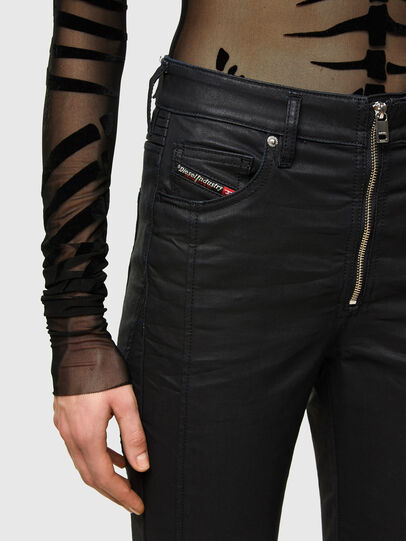Diesel - D-Joy JoggJeans® 069TT, Black/Dark grey - Jeans - Image 3