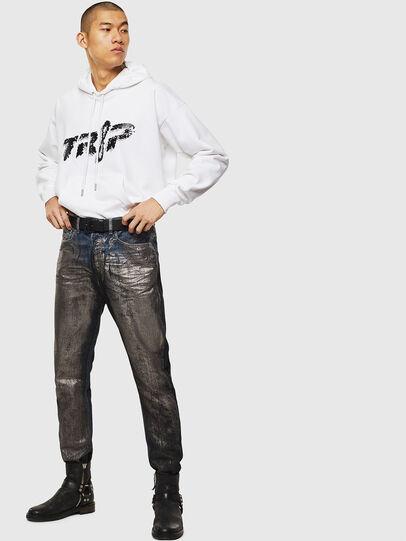 Diesel - S-ALBY-Y1, White - Sweaters - Image 5