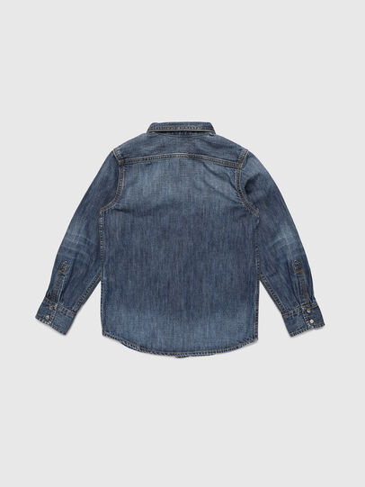 Diesel - CLEO, Medium blue - Shirts - Image 2