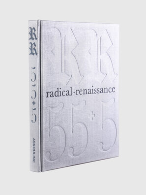 Radical Renaissance 55+5 (signed by RR), Grey - Books