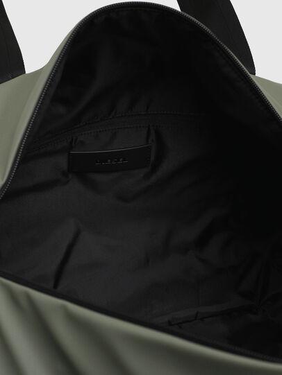 Diesel - F-BOLD DUFFLE II, Olive Green - Travel Bags - Image 4