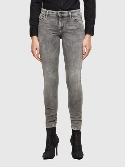 Diesel - Slandy 069RS, Black/Dark grey - Jeans - Image 1