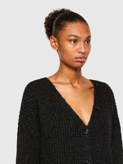 Diesel - M-CORAL, Black - Knitwear - Image 3