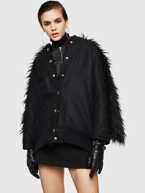 W-REMVI, Black - Jackets