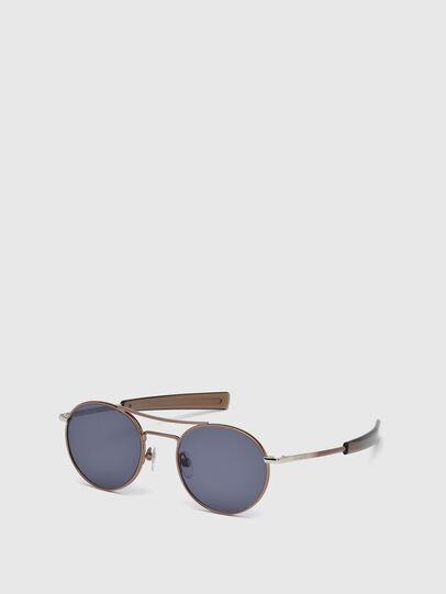 Diesel - DL0220, Bronze - Sunglasses - Image 4