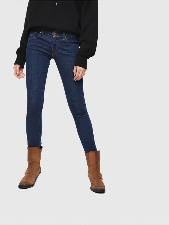 Slandy Low 082AA,  - Jeans