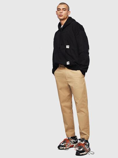 Diesel - P-CHARLIE, Light Brown - Pants - Image 5