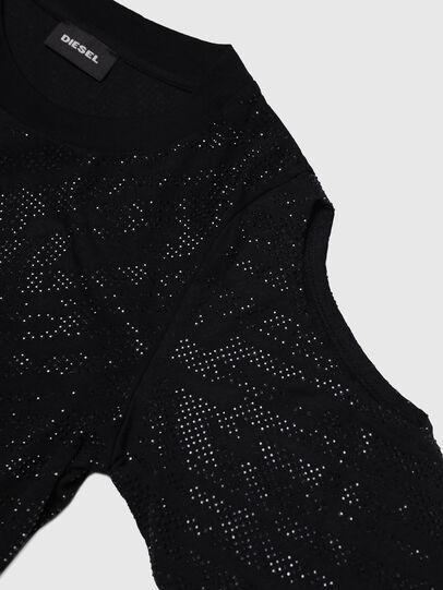Diesel - DATENSY, Black - Dresses - Image 3
