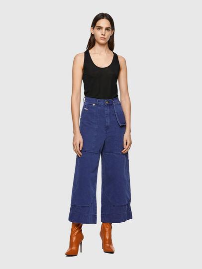 Diesel - D-Luite 0EEAX, Medium blue - Jeans - Image 6