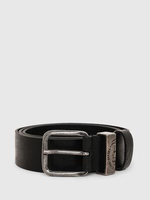 B-FRAG, Black Leather - Belts