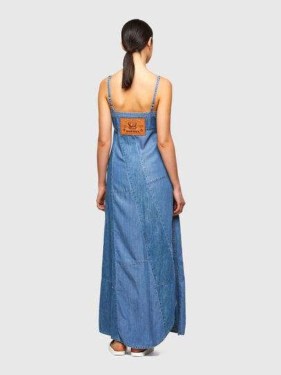 Diesel - DE-ARYA-SP, Medium blue - Dresses - Image 2