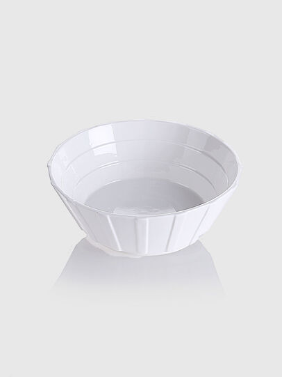 Diesel - 10979 MACHINE COLLEC, White - Bowl - Image 1