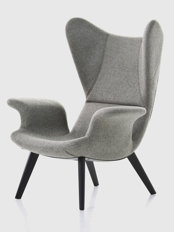 DL2H05 LONGWAVE,  - Armchairs
