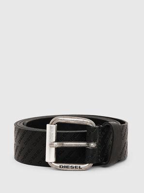 B-SOLESINO, Black - Belts