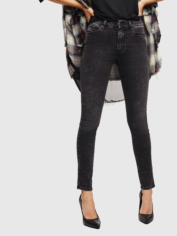 D-Roisin 069FW, Black/Dark grey - Jeans