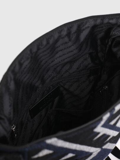 Diesel - ALASK, Dark Blue - Shopping and Shoulder Bags - Image 5