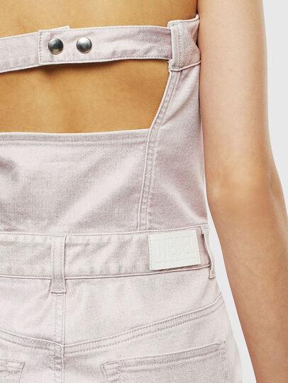 Diesel - DE-BRINNY, Pink - Dresses - Image 5