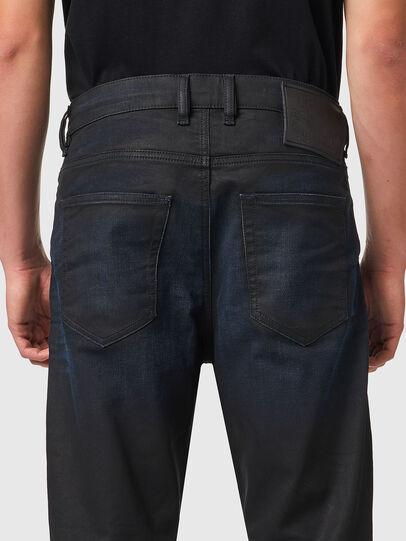 Diesel - D-VIDER JoggJeans® 069XN, Black/Dark grey - Jeans - Image 4