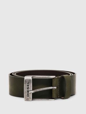 B-TOMBOLO, Dark Green - Belts
