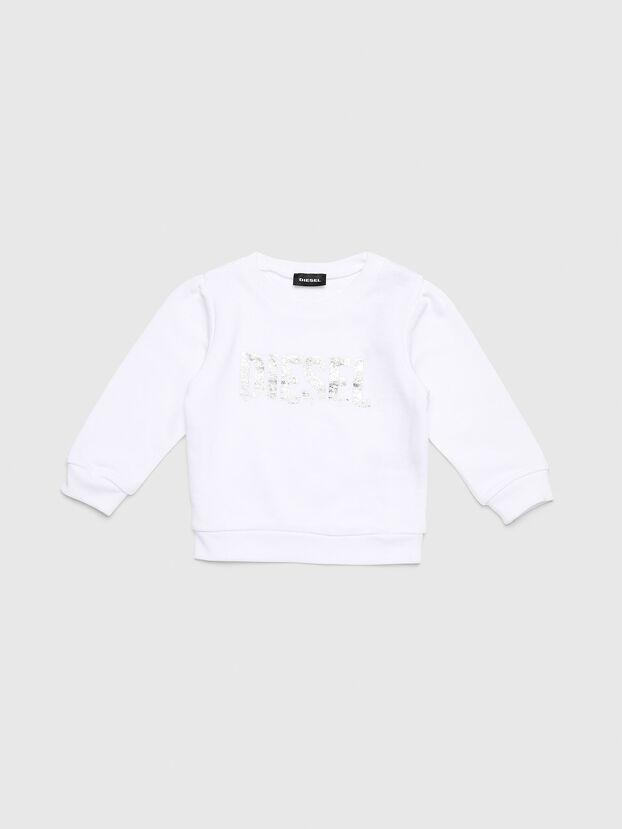 SRALLYB-R, White - Sweaters
