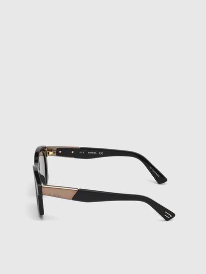 Diesel - DL0226, Black - Sunglasses - Image 3