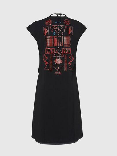 Diesel - D-ALISHA, Black - Dresses - Image 2