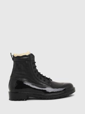 D-THROUPER DBBF, Black - Boots
