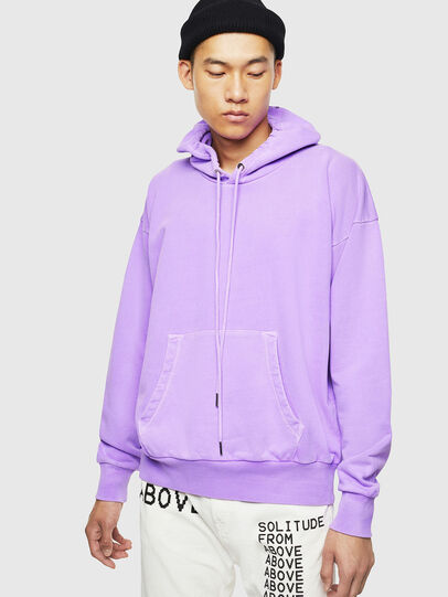 Diesel - S-ALBY-FLUO, Lilac - Sweaters - Image 1