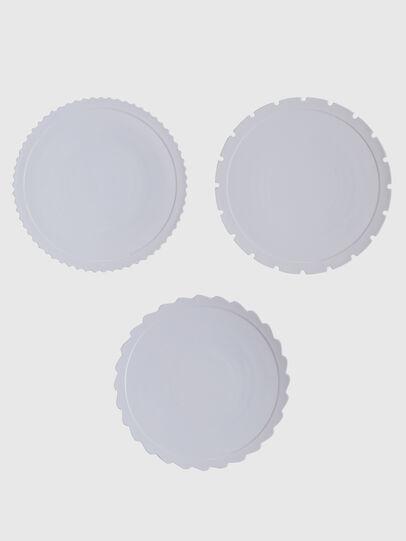 Diesel - 10915 MACHINE COLLEC, White - Plates - Image 1