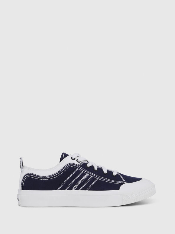 S-ASTICO LOW LACE W, Blue/White - Sneakers