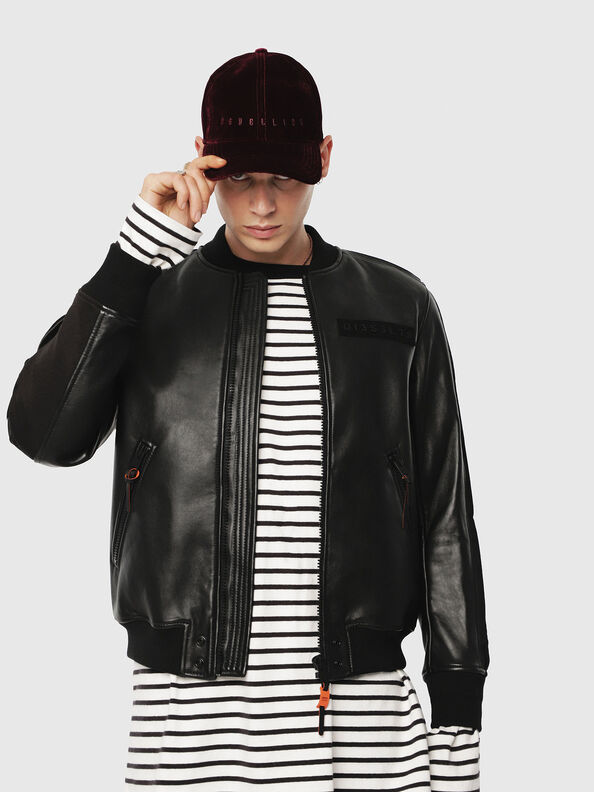 L-YUTAKIS,  - Leather jackets