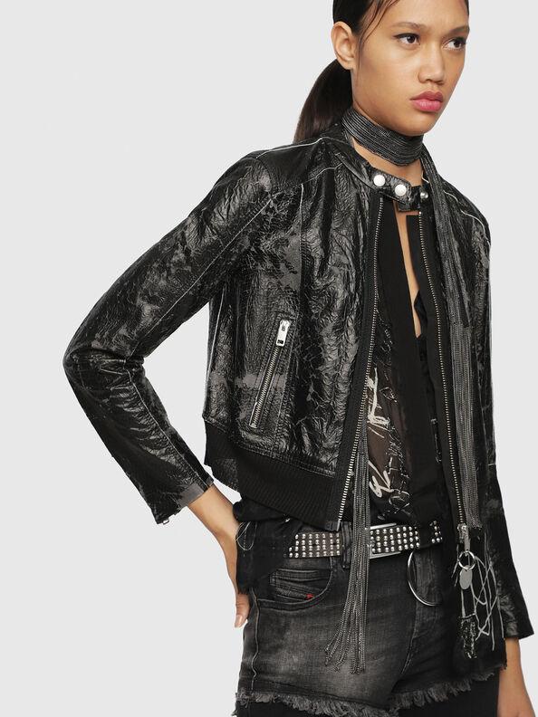 L-LYSSA-D,  - Leather jackets