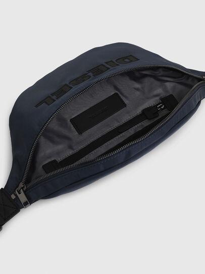 Diesel - FELTRE, Blue - Belt bags - Image 6
