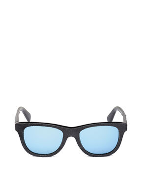 DM0200, Black Jeans - Kid Eyewear