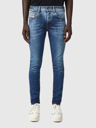 Diesel - Sleenker 069XC, Medium blue - Jeans - Image 1