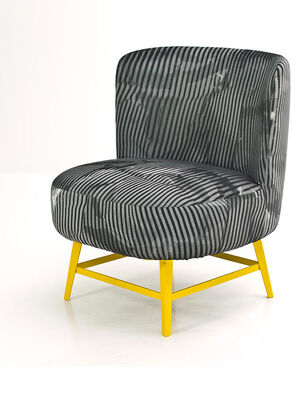 GIMME SHELTER CHAIR, Multicolor  - Furniture