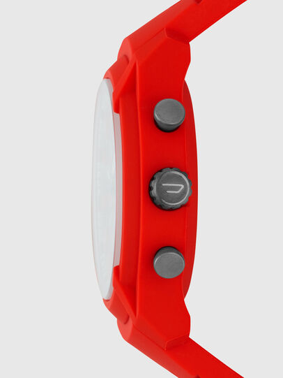 Diesel - DT1016, Red - Smartwatches - Image 4