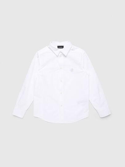 Diesel - CSBILL, White - Shirts - Image 1
