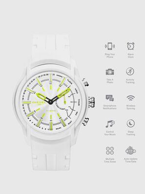 DT1015, White - Smartwatches