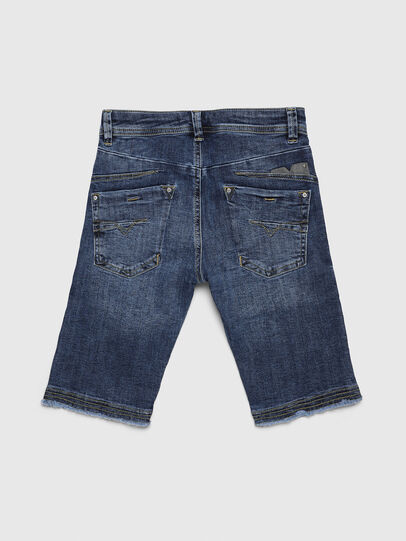 Diesel - DARRON-R-J SH-N, Medium blue - Shorts - Image 2