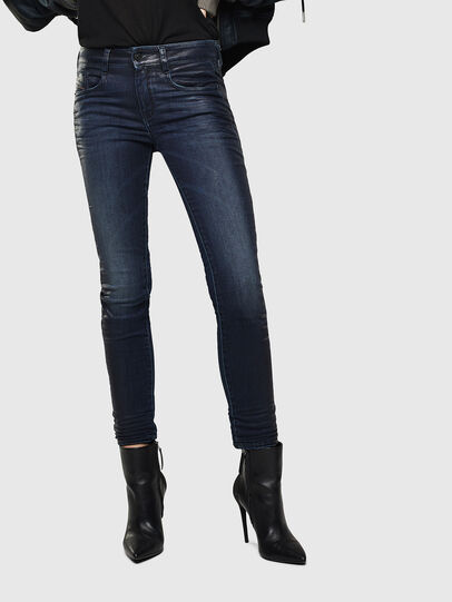 Diesel - D-Ollies JoggJeans 069JY, Dark Blue - Jeans - Image 1