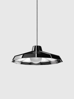 MYSTERIO SOSPENSIONE, Black/Grey - Hang Lighting