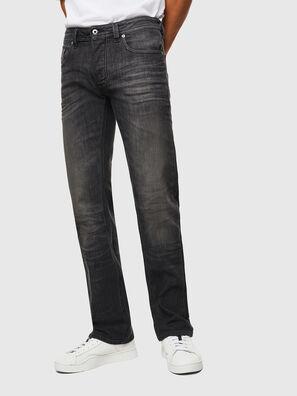 Larkee C82AT, Black/Dark grey - Jeans