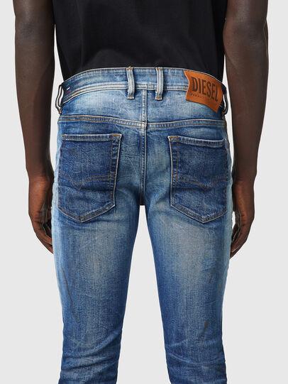 Diesel - Sleenker 069XC, Medium blue - Jeans - Image 4