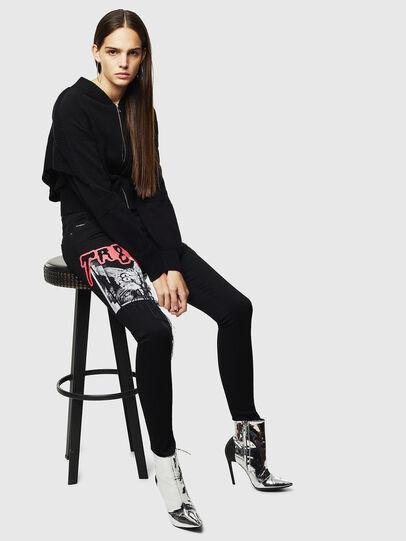 Diesel - M-TESY, Black - Knitwear - Image 5
