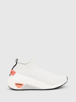 S-KB SOCK QB W, White/Grey - Sneakers