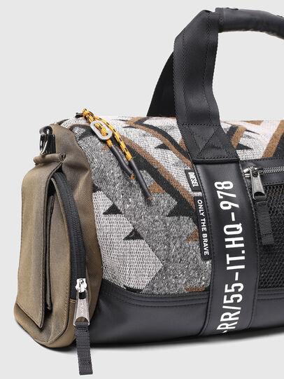 Diesel - YAVI, Black - Travel Bags - Image 5